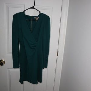 Forever 21 Emerald green Dress Size Small